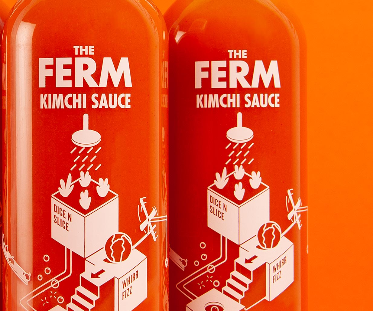 Brand Positioning, Brand Naming, Branding & Packaging Design project for FMCG food product manufacturer The Ferm, Sydney, Australia, image G