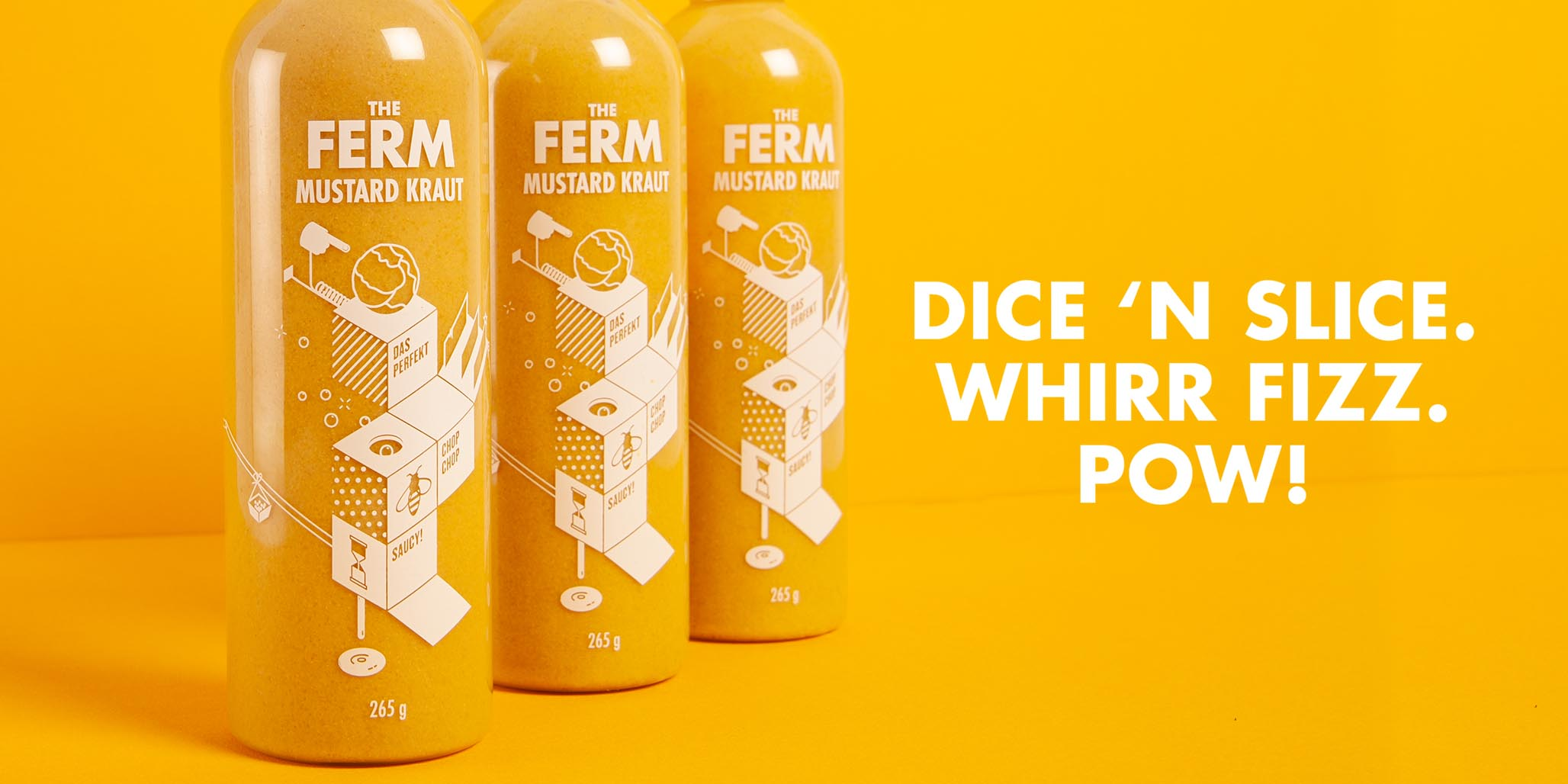 Brand Positioning, Brand Naming, Branding & Packaging Design project for FMCG food product manufacturer The Ferm, Sydney, Australia, image H