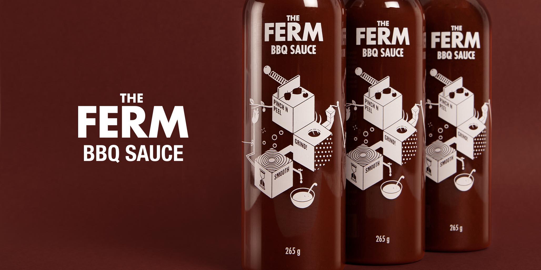 Brand Positioning, Brand Naming, Branding & Packaging Design project for FMCG food product manufacturer The Ferm, Sydney, Australia, image J