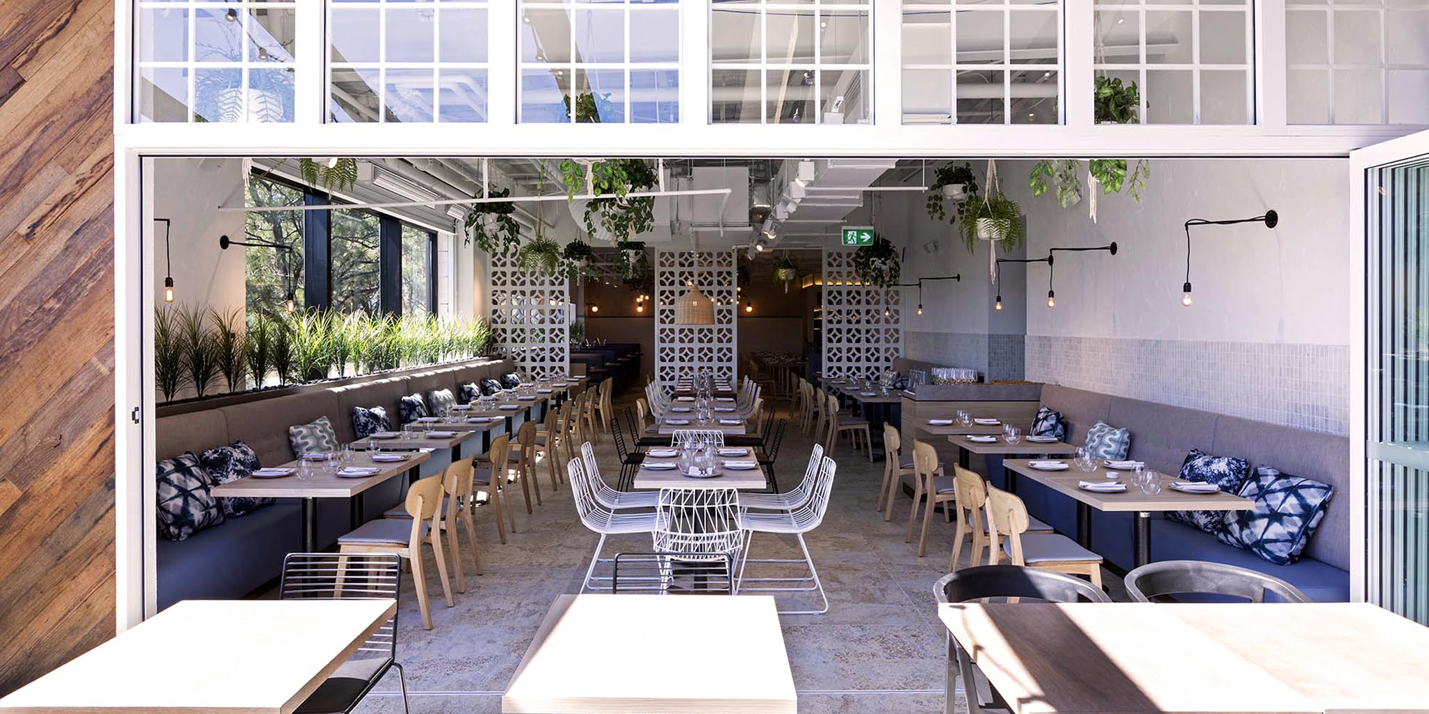 Brand & Website Design project in Sydney for hospitality venue Jensens Restaurant, a leader in the food service industry of Australia, image H