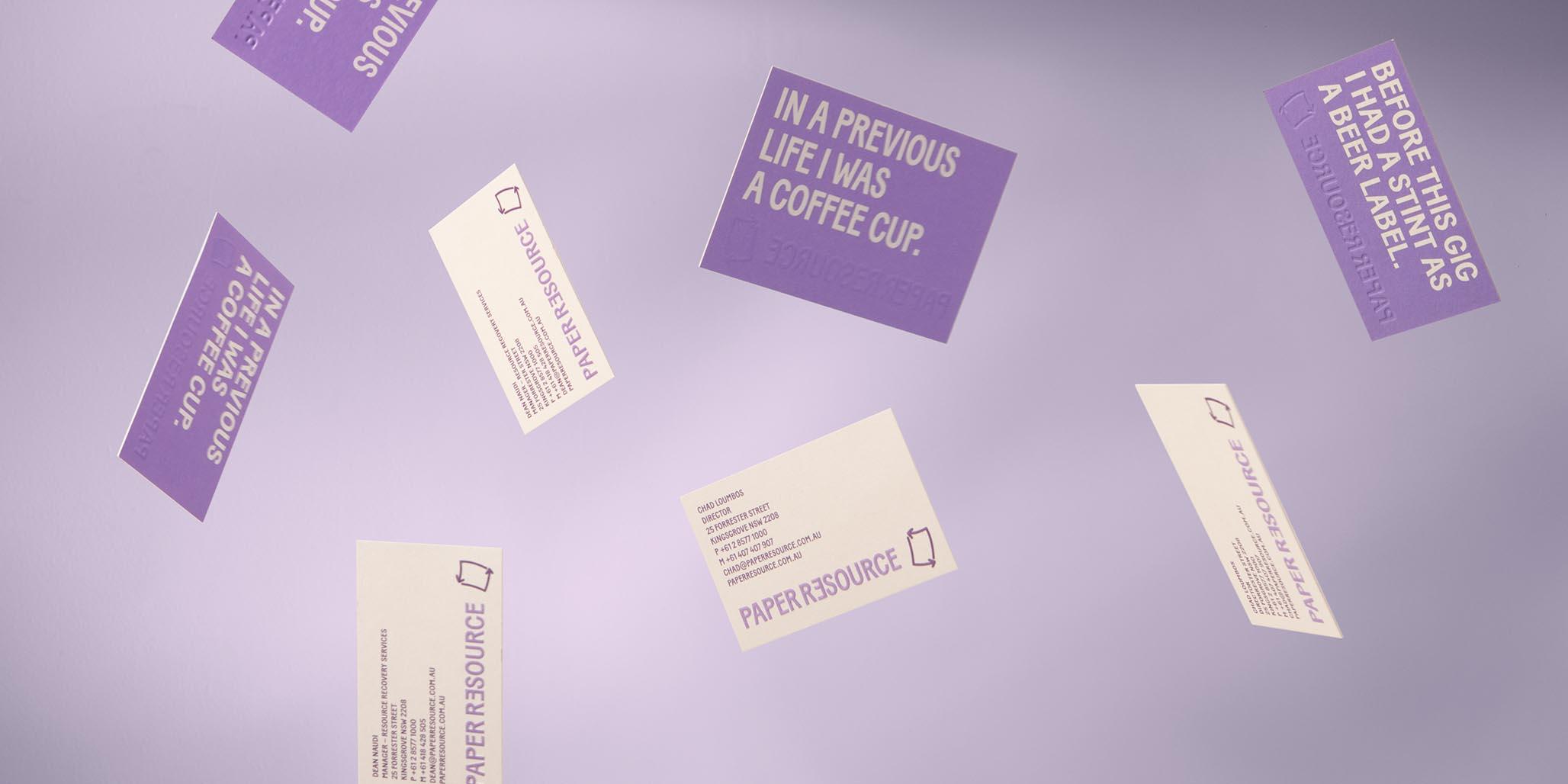 Branding design for PR by brand agency, Percept, image D