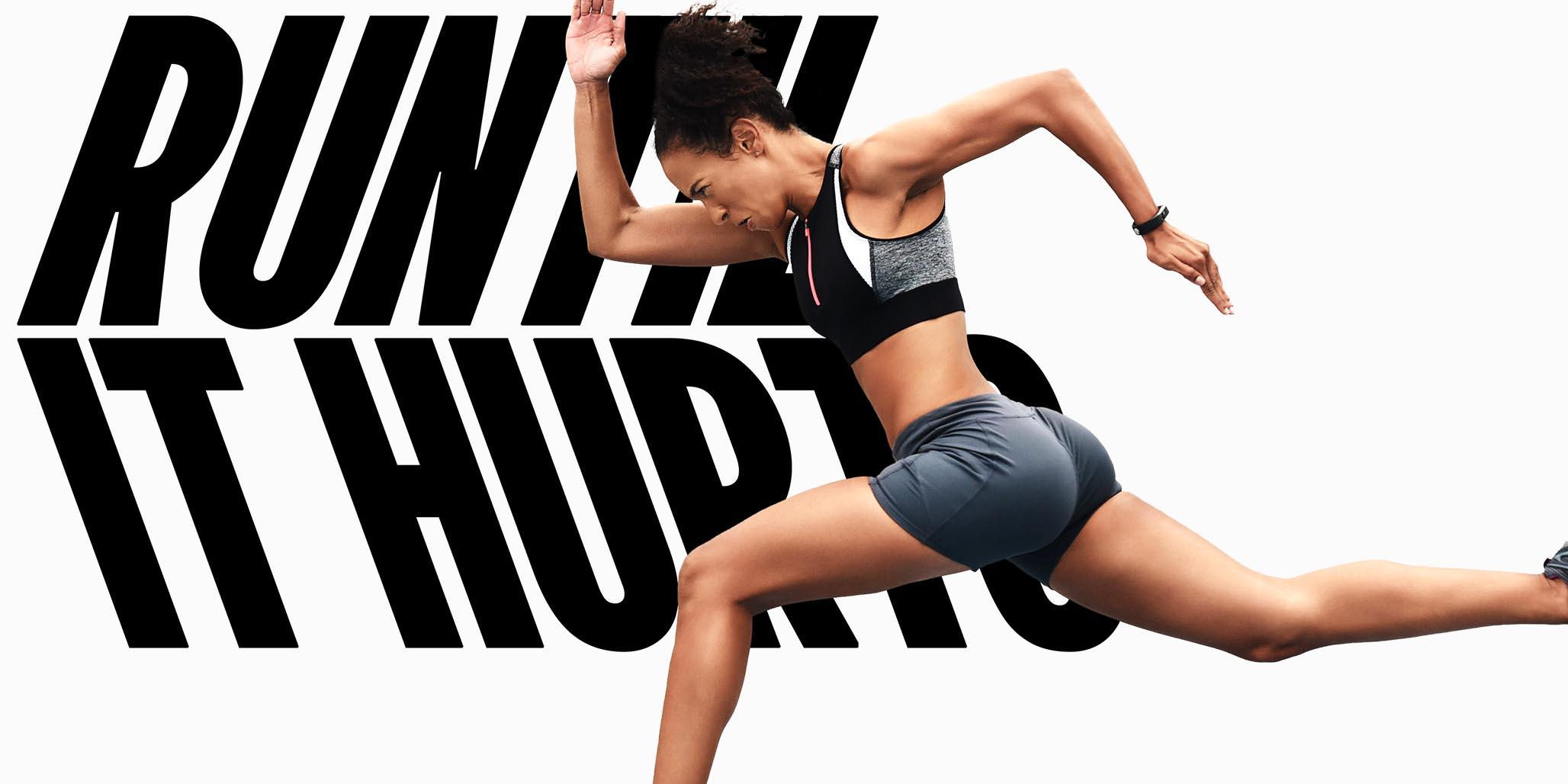 Brand identity design for Rileys Gym by Australian branding agency, Percept, image N