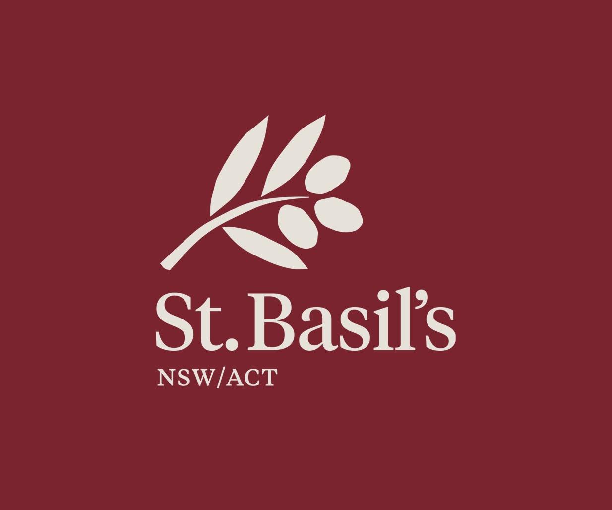 Internal Communications Design project for St Basil's community service, Sydney, Australia image A